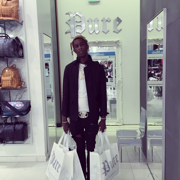 Young Thug Ft Guce Lil Mama Download And Stream