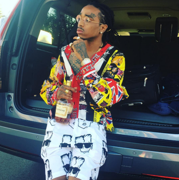 Pictures about Quavo