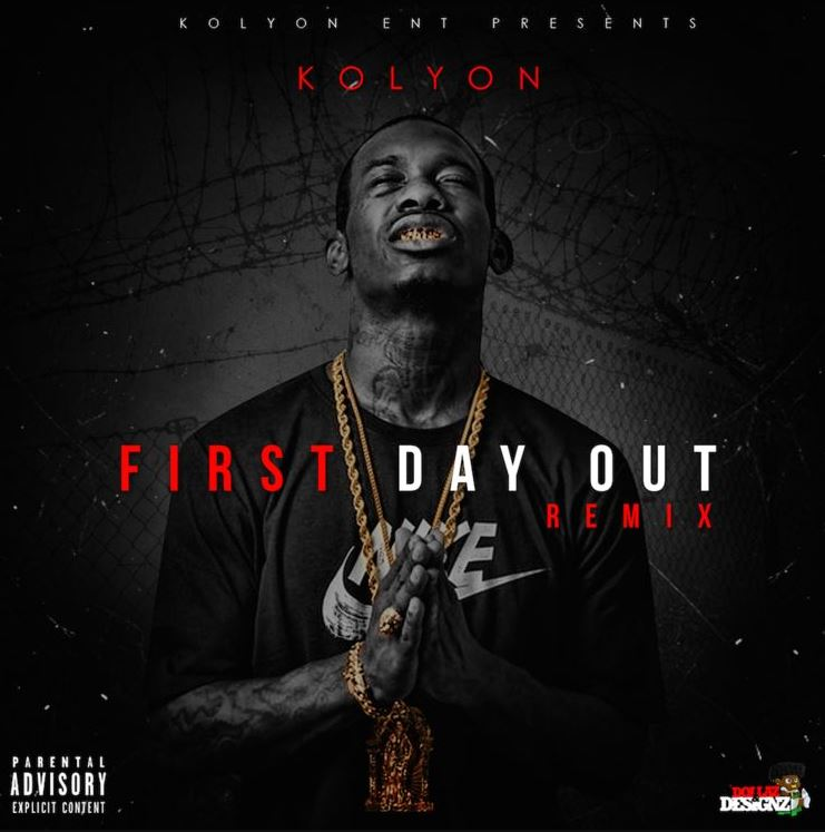 First Day Out (Remix). Koly P