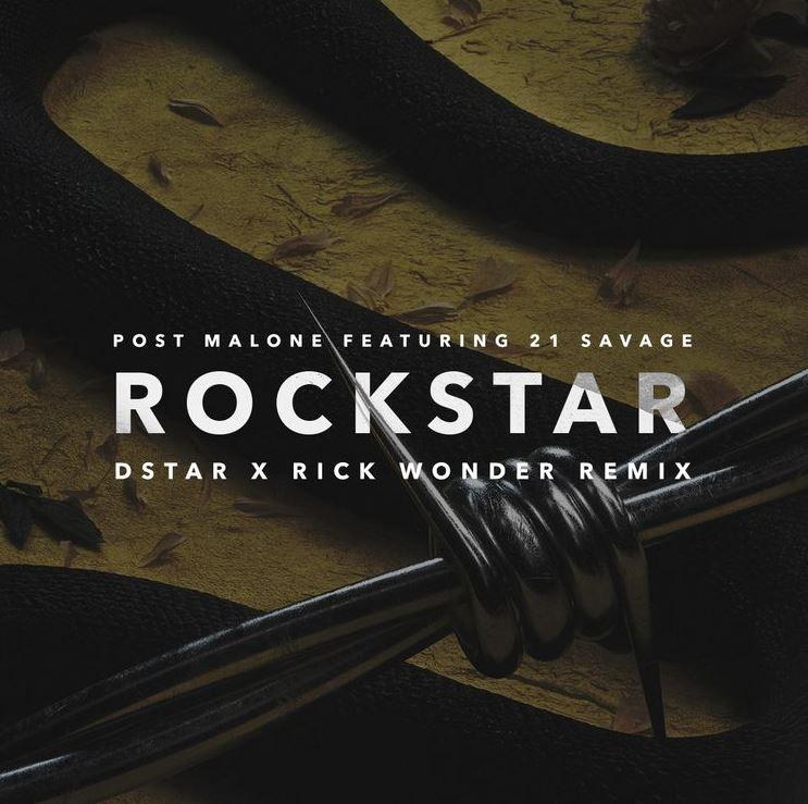 Dstar Ft Rick Wonder Rockstar Remix Download And Stream