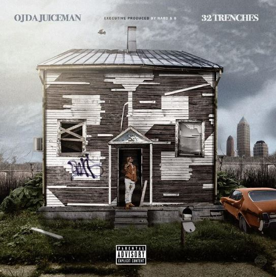 OJ Da Juiceman - 32 Trenches - Download and Stream | BaseShare