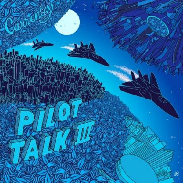 Resultado de imagen para Curren$y - Pilot Talk III